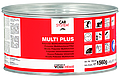Multi Plus wit / 1,6 kg blik incl. harder