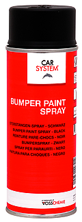 Bumper Paint Spray zwart 400ml